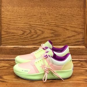 Converse Run Star Translucent Ox Storm Pink Barely